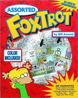 Assorted FoxTrot: A FoxTrot Treasury