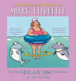 An Illustrated Guide To Shark Etiquette