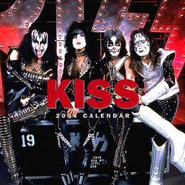 2004 Kiss, 30th Anniversary Tour Calendar