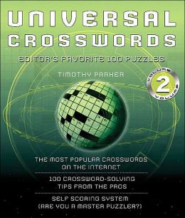 Universal Crosswords: 100 Editors' Favorite Puzzles