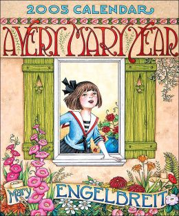 2005 A Very Mary Year by Mary Engelbreit Wall Calendar