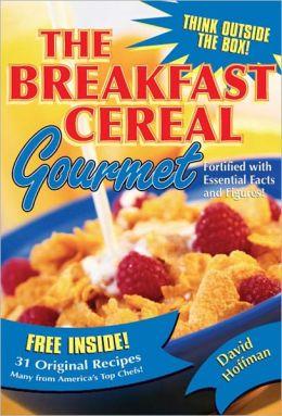 Breakfast Cereal Gourmet