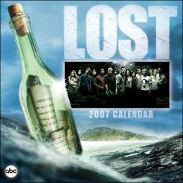 2007 Lost Wall Calendar