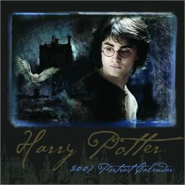2007 Harry Potter Movie Mini Wall Calendar