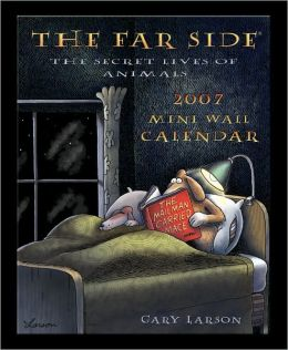 2007 Far Side ® Mini Wall Calendar