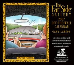 2007 Far Side ® Box Calendar