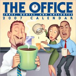 2007 The Office Box Calendar
