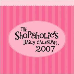 2007 Shopaholic's Box Calendar