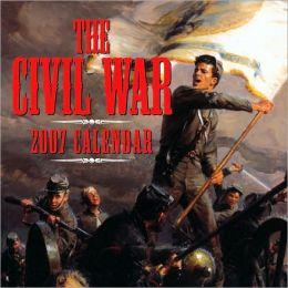2007 Civil War Box Calendar