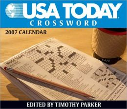 2007 USA Today Crossword Box Calendar