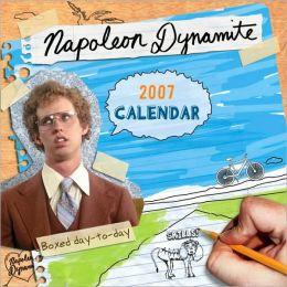 2007 Napoleon Dynamite Box Calendar