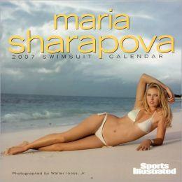 Maria Sharapova: 2007 Wall Calendar