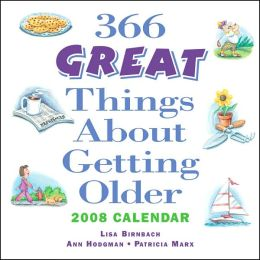 2008 366 Great Things About Getting Older Box Calendar