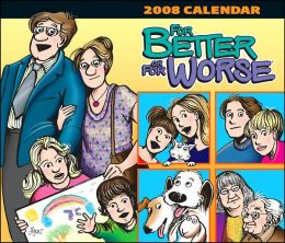 2008 For Better or For Worse® Box Calendar
