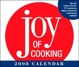 2008 Joy of Cooking Box Calendar