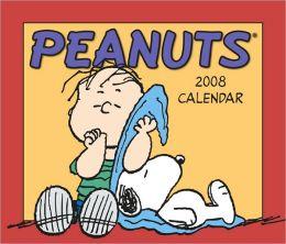 2008 Peanuts Box Calendar