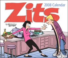 2008 Zits Box Calendar
