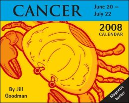 2008 Horoscope: Cancer Mini Box Calendar