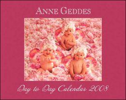 2008 Anne Geddes Box Calendar