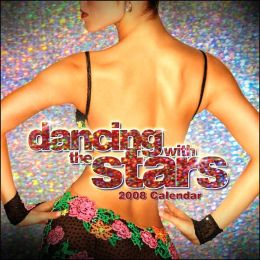 2008 Dancing with the Stars Wall Calendar
