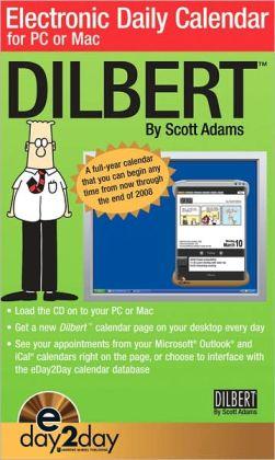 2008 Dilbert eDay2Day Calendar