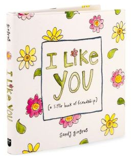 I Like You Little Gift Book