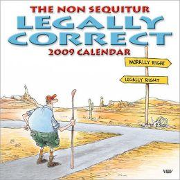 2009 Non Sequitur Wall Calendar