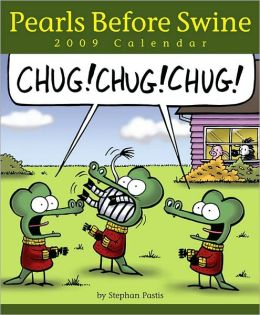 2009 Pearls Before Swine Wall Calendar