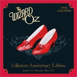 2009 Wizard of Oz Wall Calendar