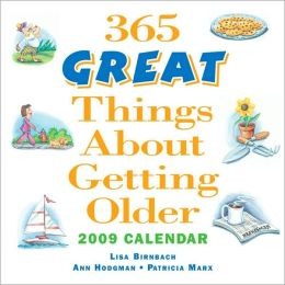 2009 366 Great Things About Getting Older Box Calendar
