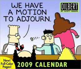 2009 Dilbert Box Calendar