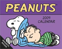 2009 Peanuts Mini Box Calendar
