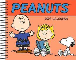 2009 Peanuts Engagement Calendar