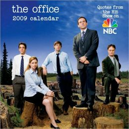 2009 Office (sitcom) Box Calendar