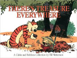 There's Treasure Everywhere: A Calvin and Hobbes Collection