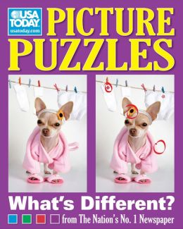 USA Today Picture Puzzles: What's Different?