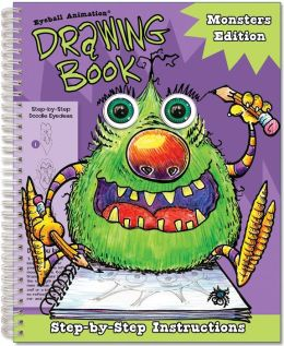 Eyeball Animation Drawing Book: Monsters Edition