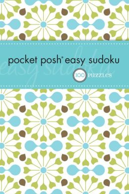 Pocket Posh Easy Sudoku: 100 Puzzles