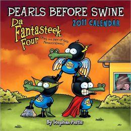 2011 Pearls Before Swine Wall Calendar