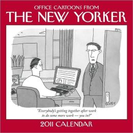2011 Cartoons from The New Yorker mini Wall Calendar