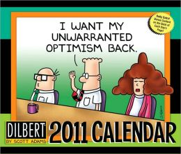 2011 Dilbert Box Calendar