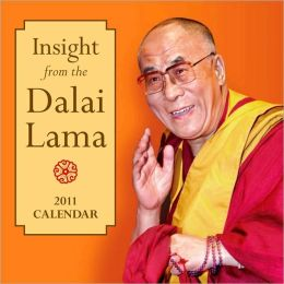 2011 Insight from the Dalai Lama Box Calendar