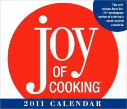 2011 Joy of Cooking Box Calendar