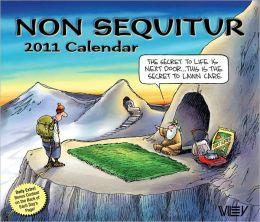 2011 Non Sequitur Box Calendar