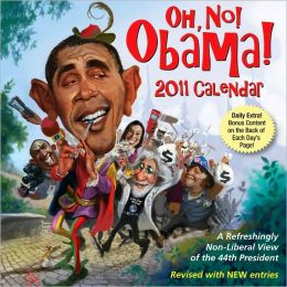 2011 Oh, No! Obama! Box Calendar