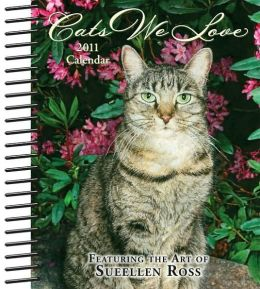 2011 Cats We Love Engagement Calendar