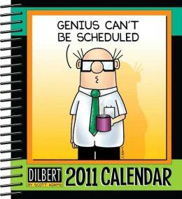 2011 Dilbert Engagement Calendar