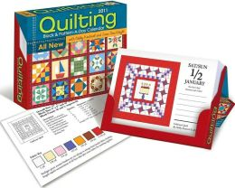 2011 Quilting Box Calendar