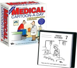 2011 Medical Cartoon-a-Day Box Calendar