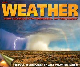 2011 Weather Wall Calendar
